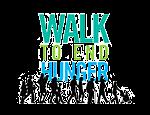 walk to end hunger logo